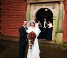Winter Wedding Photography by Bravo Photography, Worcestershire