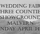 Malvern Wedding Fair this Sunday