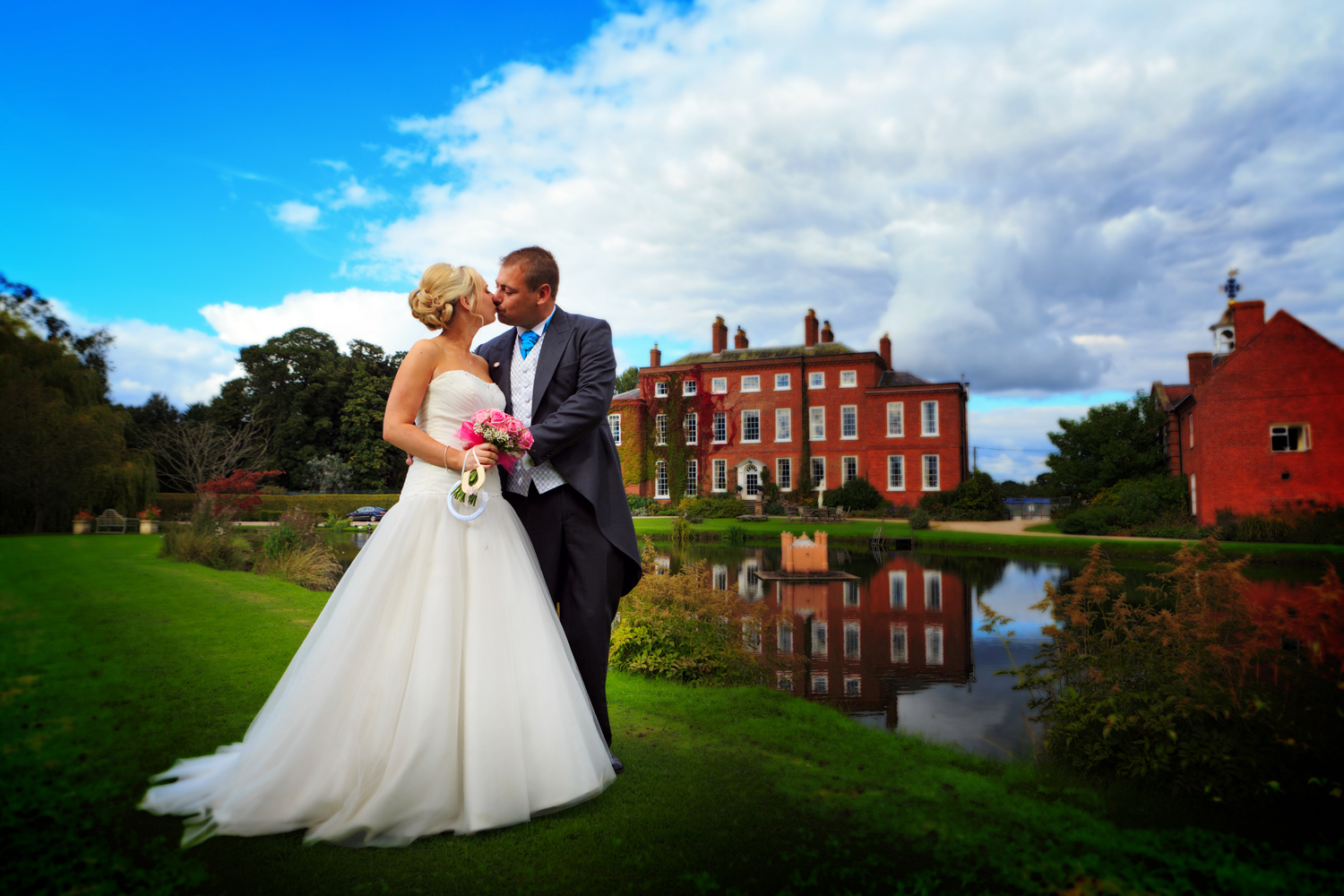 Wedding Photography Delbury Hall