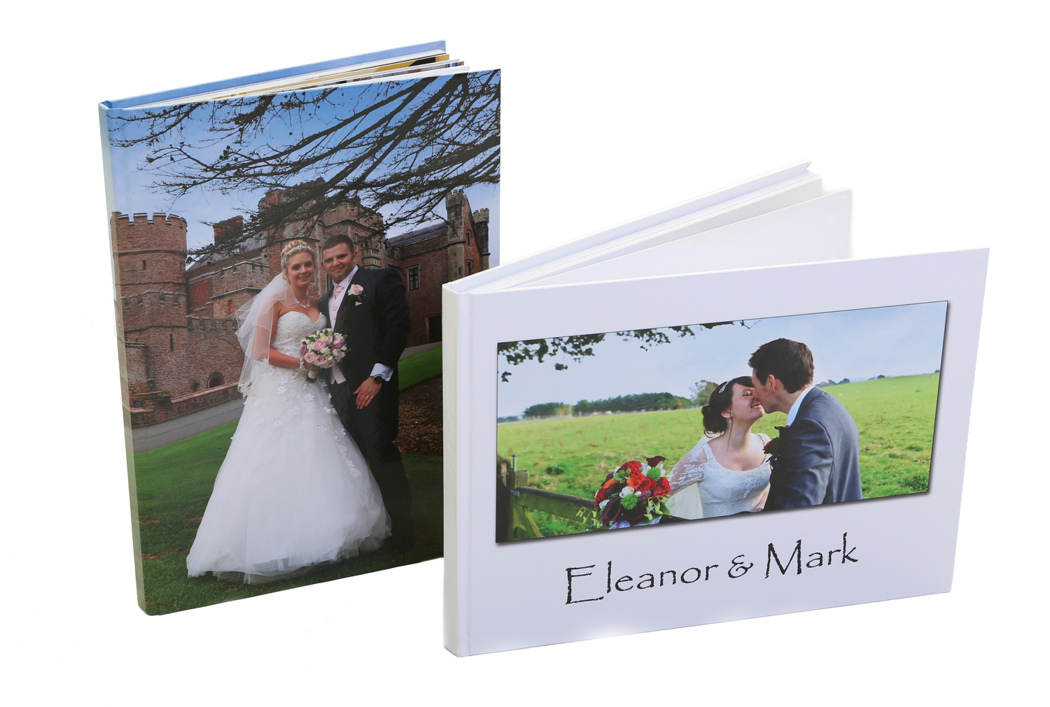 wedding album by Bravo Photography Worcestershire